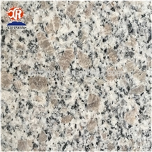 Brown Pearl Flower Granite G383 Flamed Plaza Paving Tile