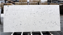 White Artificial Marble Stone Tiles, Engineered Stone,Artificia Quartz