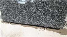 Zebra Black / River Black Granite Tiles & Slab