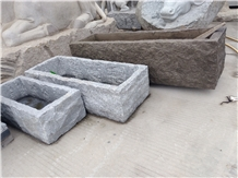 G603 Granites Stones Troughs, Granites Planters,Water Pots,Flower Pots