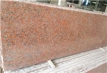 Orange Red Granite Small Slabs
