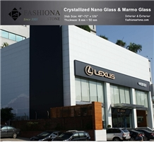 Nanoglass, Marmoglass,Glass Stone Slabs and Tiles