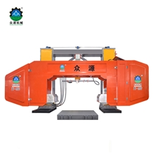 Multi Wires Saw Machine for Stone Cutting