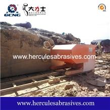 75kw Stone Quarry Wire Saw Machine
