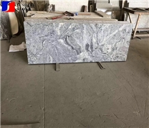 China Viscount White Quarry Countertop Use