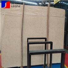 Egypt Quality Thin Precut Beige Egyptian Sylvia Yellow Marble Slabs