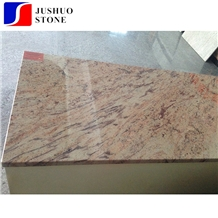 Indiano Gold Yellow Granite Factory Price Bench Top,Countertop,Bar Top