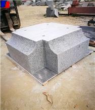 Jinjiang White Granite,Light Gray Granite,Light Grey Kerbs