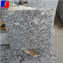 Polish Sea Flower Granite,Zijiang Sea Wave Granite,Zijiang Spray White