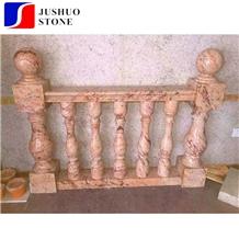 Polished Giallo Orlando Granite, Golden Granite Column Shafts,Railings