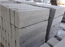 G602 Granite Exterior Garden Kerbstone,Curbs Road Stone Machine Cut