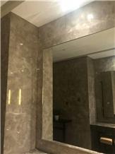 Bosi /Bosy Grey Marble Slab&Tile for Kitchen/Bathroom/Wall/Floor