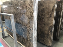 High Quality Dark Emperador Marble Slab&Tile for Floor&Wall Covering