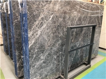 High Quality Hermes Grey /Brown /Emperador Fume Marble for Decor