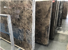 Natural Stone Dark Emperador Marble Slab&Tile for Floor&Wall Decor