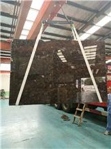 Natural Stone Emperador /Marron Marble Slab&Tile for Floor&Wall Decor