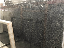 Own Factory Black Ink Jade Pearl Granite Slab&Tile for Floor&Wall