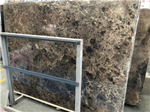 Own Factory Dark Emperador Marble Slab&Tile for Floor&Wall Covering