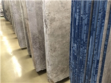 Own Factory Galaxy Grey Marble Slab&Tile for Floor&Wall Covering