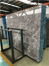 Own Factory Hermes Grey /Brown /Emperador Fume Marble Slab&Tile