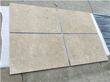 Own Factory Huantan Beige Marble Slab&Tile for Floor&Wall Covering