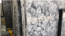 Own Factory Karst Grey Marble Slab&Tile for Floor&Wall Covering