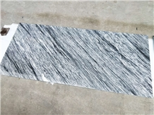 Own Factory Meteor Shower Grey Marble Slab&Tile for Floor&Wall