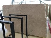 Polished Huantan Beige Marble Slab&Tile for Floor&Wall Tv Set Cladding