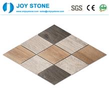 Ceramic Diamond Mosaic Tile Interior Design