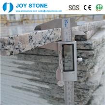 Hot Sale Polished Pearl White Flower G383 Pink Granite Slab Plate Tile