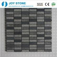 Wholesale Kitchen 30x60 Black Pattern Wall Roof Pattern Tile Mosaic
