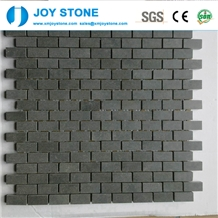 Wholesale Kitchen 60x90 Black Pattern Wall Roof Pattern Tile Mosaic