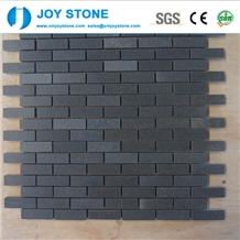 Wholesale Kitchen 90x60 Black Pattern Wall Roof Pattern Tile Mosaic