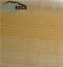 China Yellow Honey Onyx Slabs & Tiles