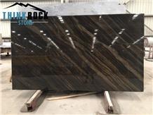 Polished Honed Brown Danube Granite Slabs&Tiles