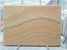 Rainbow Onyx Slab Tile