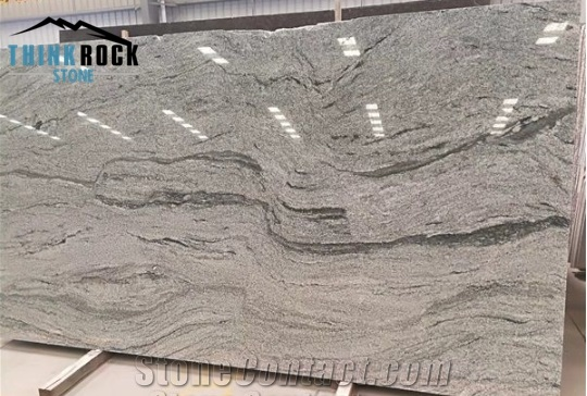 Siberian White Granite Slabs Tiles