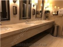 Beige Marble,Tippy Beige,Vanity Tops,Bath Tops