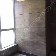 Cheap China St.Paul Grey Marble Slabs Tiles Bathroom Walling/Flooring