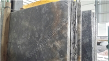 Iran Grey Alabaster Slab Translucent Hotel Decor