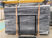 New Palisandra Blue Galaxy Marble Slabs for Exotic Interior Deco