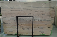 Pamir Cloud Marble Slabs for Exotic Interior Decorations