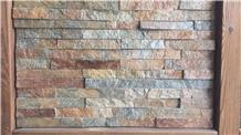 Sandstone Ledge,China Grey Slate Ledge,Split Face Culture Stone Veneer