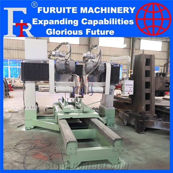 Cutter Double Disc Cutting Machine