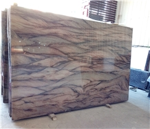 Wholesale Wild Sea Red Colinas Brazil Natural Red Quartzite Slabs
