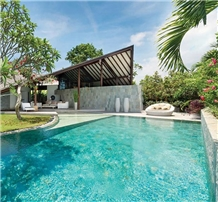 Bali Hijau Stone Swimming Pool Pavers Sukabumi Green Tuff Pool Coping From Indonesia Stonecontact Com