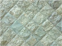 Sukabumi Green Rustica Tile,Volcanic Stone Green Sukabumi