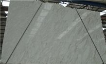 Butterfly Volakas Marble Slabs White Marble