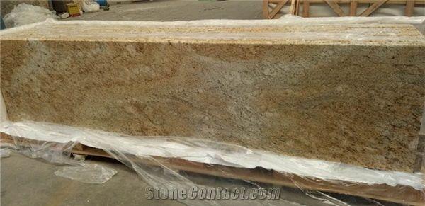 Golden Persa Granite Countertop Yellow Stone