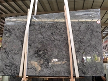 Abstractionist Grey Gray Marble Slabs,Tiles